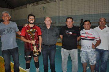 FINAL DO CAMPEONATO DE FUTSAL DE FÉRIAS